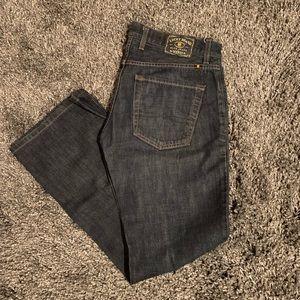 Lucky brand slim bootleg jeans